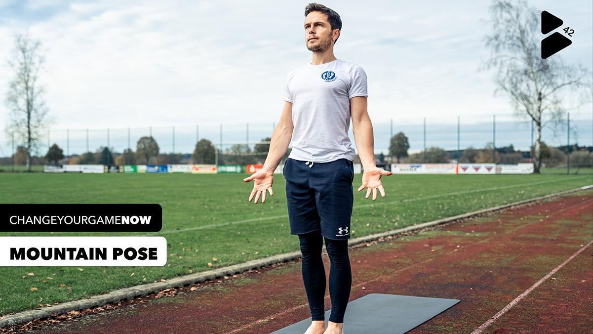 Yoga für mehr Balance im Fußball - Position 1