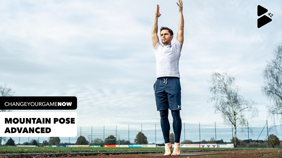Yoga für mehr Balance im Fußball - Position 2