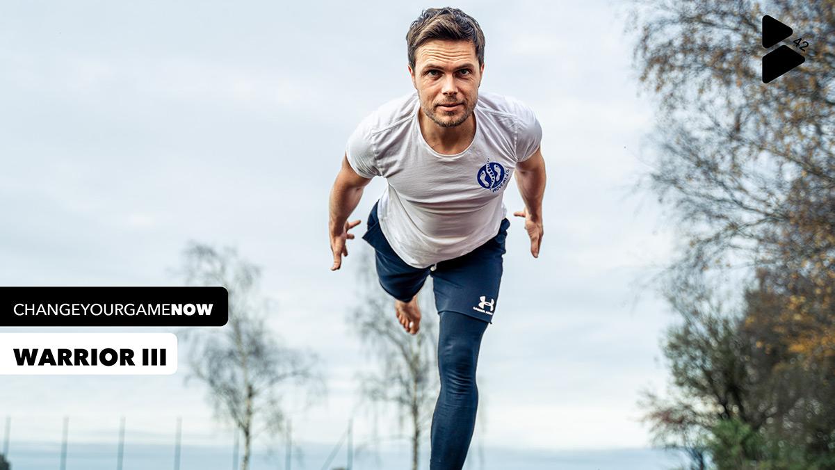 Yoga für mehr Balance im Fußball - Position 10